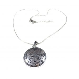 samael necklace for protection