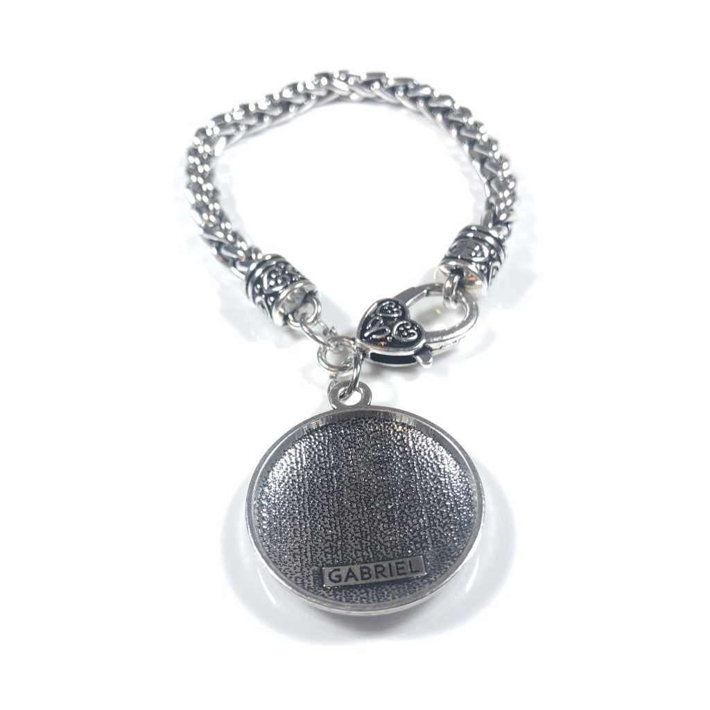 archangel zadkiel bracelet for strength
