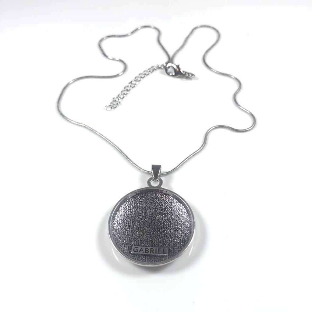 archangel gabriel necklace for intuition