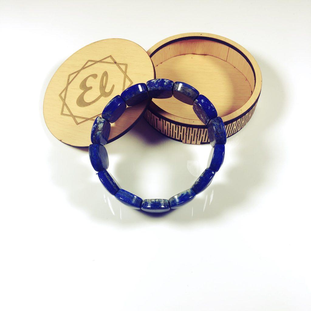 lapiz lazuli bracelet
