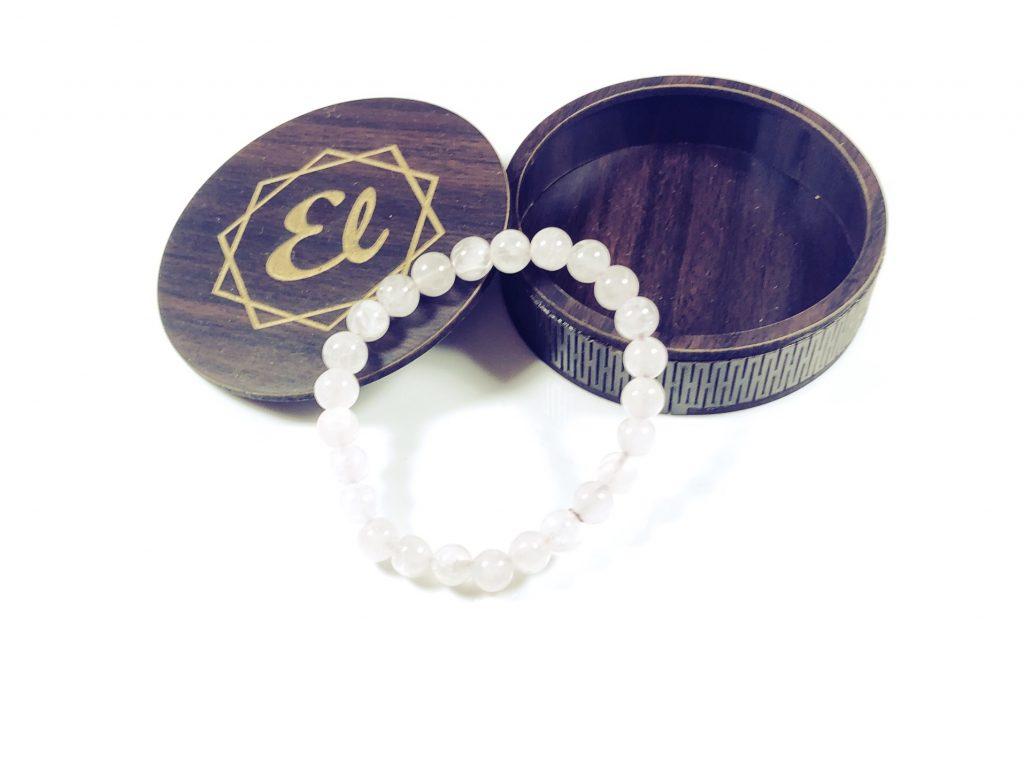 spritual healing stone bracelet