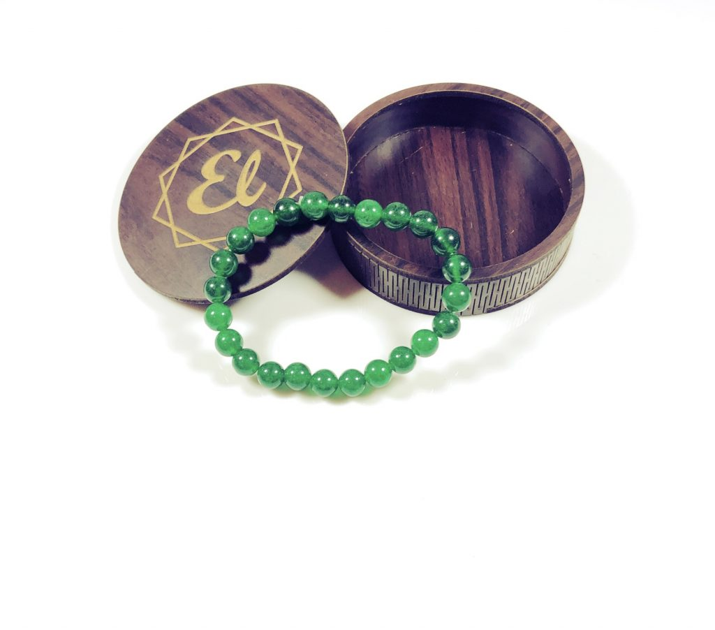 wealth beads bracelet