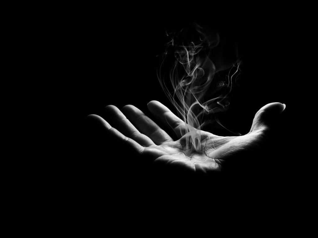 Black-Magic--hand